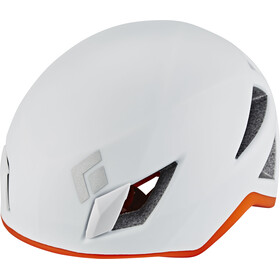 Black Diamond Vector casco Donna arancione/bianco